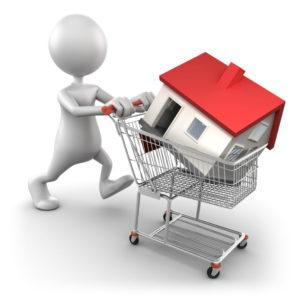Huis-kopen afbeedling