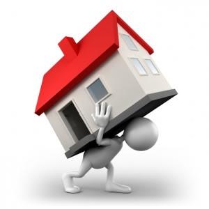huis verkopen afbeedling